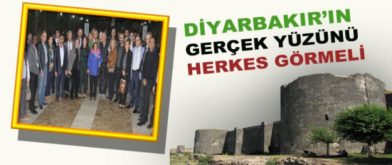 Diyarbakır'ın Gerçek Yüzünü Herkes Görmeli