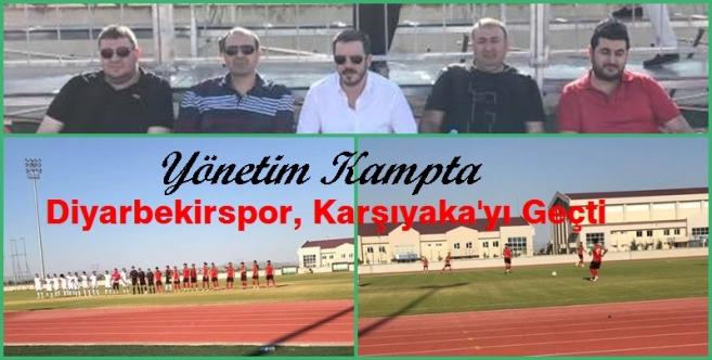 Diyarbekir, Karşıyaka'yı 3 Golle Geçti