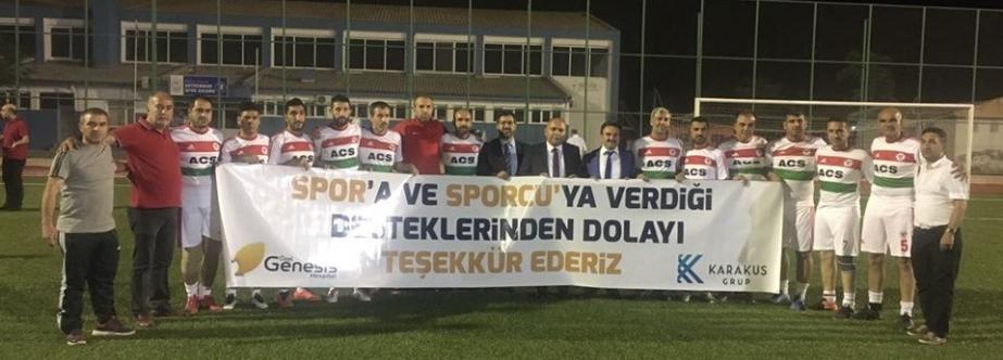 Karakuş Grup'tan Spor Açılımı