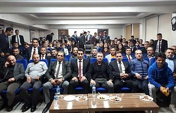 Nihat Mızrak Başkanlığında ilk toplantı gerçekleşti