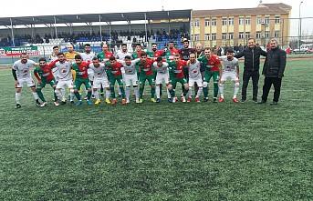 Efsane Diyarbakırspor gol yağdırdı