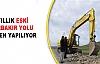 50 Yıllık Eski Diyarbakır Yolu Yeniden Yapılıyor