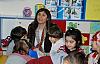 AK Parti Milletvekili Beyaz'dan Aile Destek Merkezi'ne Ziyaret