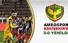 Amedspor Eskişehir Karşında Yenilmekten Kurtulamadı