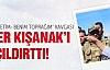 Askerin 'benim devletim' sözleri Kışanak'ı çıldırttı!