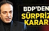 BDP'nin Şanlıurfa Adayı Osman Baydemir