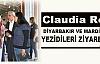 Claudia Roth Yezidileri Ziyaret Etti