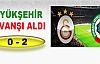 Diyarbakır BŞB Galatasaray'dan rövanşı aldı
