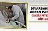 Diyarbakır'da Kopan Parmağı Gaziantep'te Dikildi