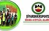 Diyarbakırspor Sivas 4 Eylül'e Odaklandı