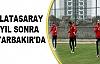 Galatasaray 5 Yıl Sonra Diyarbakır'da