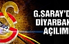 Galatasaray'dan Diyarbakır açılımı