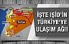 IŞİD'in Gaziantep-Kilis-Rakka ağı deşifre oldu!