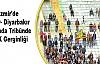 İzmir'de Altay- Diyarbakır Maçında Tribünde PKK Gerginliği