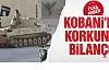 Kobani'de 3 haftalık korkunç bilanço