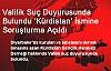 Valilik Suç Duyurusunda Bulundu 'Kürdistan' İsmine Soruşturma Açıldı