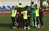 Yolspor, Bingöl Çapakçurspor Maçı Hazırlıklarını Tamamladı