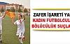 Zafer İşareti Yapan Kadın Futbolculara 'Bölücülük' Suçlaması