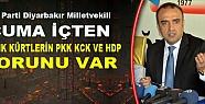 Ak Partili İçten: Kürtler'in Pkk, Kck,...