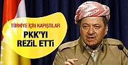 Barzani'nin partisi PKK'yı yerin dibine...