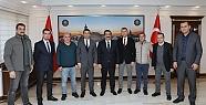 Başkan Atilla'ya Spor Çalıştayı Raporu