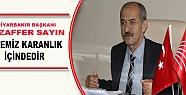 CHP Diyarbakır Başkanı Sayın: Ülkemiz...