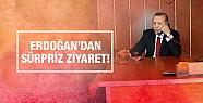 Cumhurbaşkanı Erdoğan'dan taksi durağına...