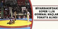 Diyarbakır'daki Süper 1.Lig Gürenal Maçları...