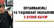 Diyarbakırlı 16 Yaşındaki Muhammed 3...