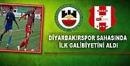 Diyarbakırspor Sahasında İlk Galibiyetini...