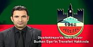Diyarbekirspor'da Neler oluyor ve Burhan...