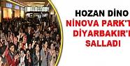 Hozan Dino Ninova Park'ta Diyarbakır'ı...