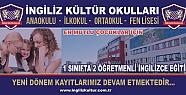 İNGİLİZ KÜLTÜR OKULLARI'NDAN REKOR...