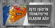 IŞİD'in Gaziantep-Kilis-Rakka ağı deşifre...