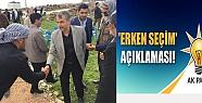 KAYAPINAR AK PARTİ TEŞKİLATINDAN SEÇİME...