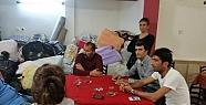 Nar-Der'den Kulp'a Sığınan Kobanili Ailelere...