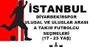 Sıra İstanbul Seçmelerinde