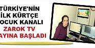 Türkiye'nin İlk Kürtçe Çocuk Kanalı...