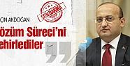 Yalçın Akdoğan'dan flaş Erdoğan açıklaması