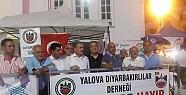 YALOVA'DA DİYARBAKIR RÜZGARI...