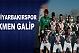1968 Diyarbakırspor Hükmen 3 – 0 Galip