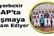 Diyarbakir Gap'ta Çoşmaya Devam Ediyor