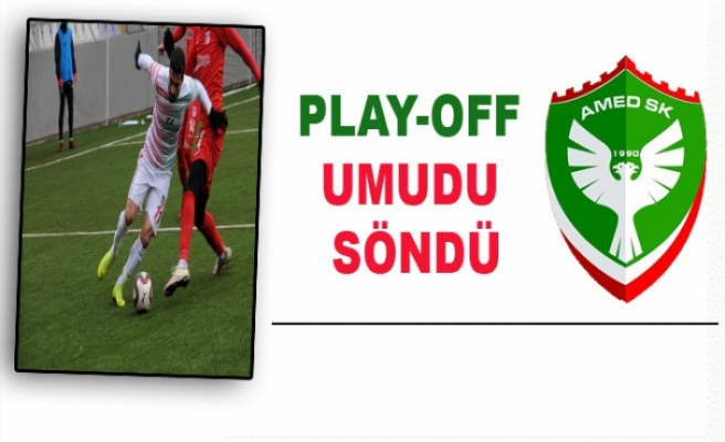 PLAY-OFF UMUDU SÖNDÜ