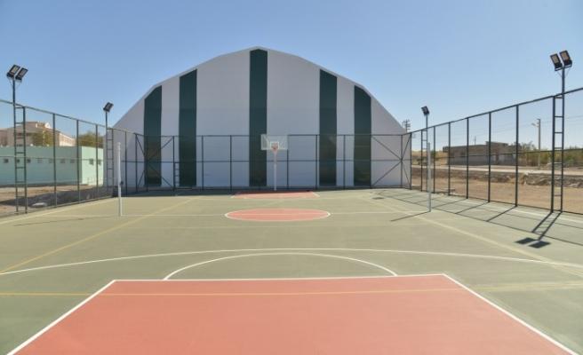 Büyükşehir'den 79 spor tesisi daha