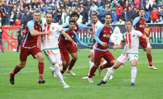 Diyarbekirspor'da Play-Off umutları