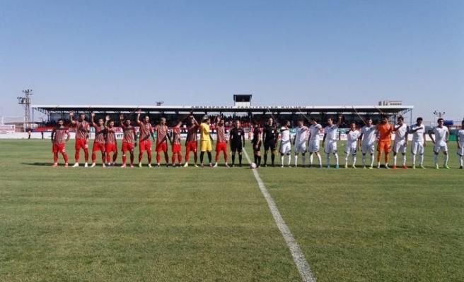 Diyarbekispor'a evinde şok mağlubiyet