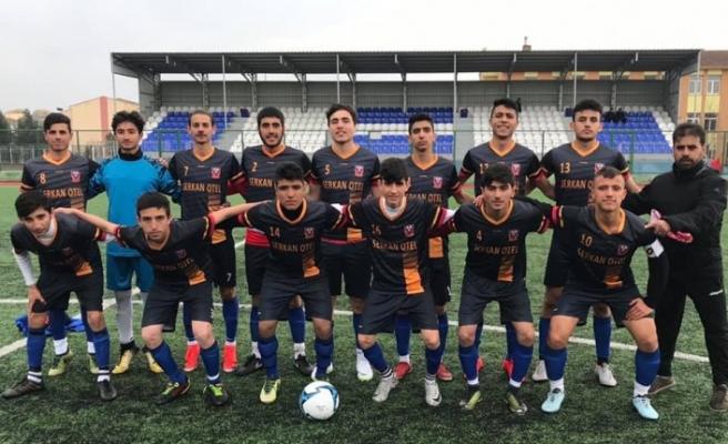 Ergani Gençlerbirliği Gençlerde Şampiyonluğa Koştu