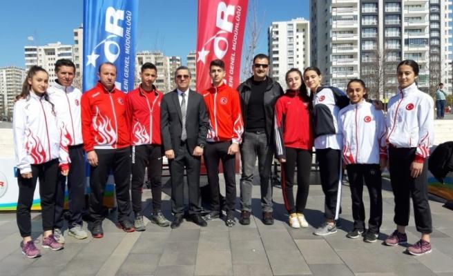 Spor Bakanı Diyarbakır'da Gençlerle buluştu