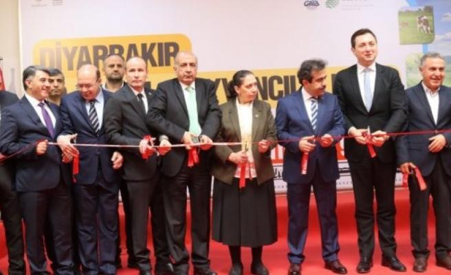 Diyarbakır Tarım ve Hayvancılık Fuarı'nın bu yıl 10.'su düzenleniyor