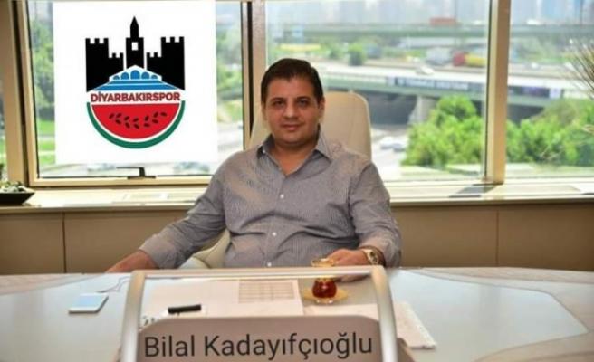 Efsane Diyarbakırspor'a büyük destek